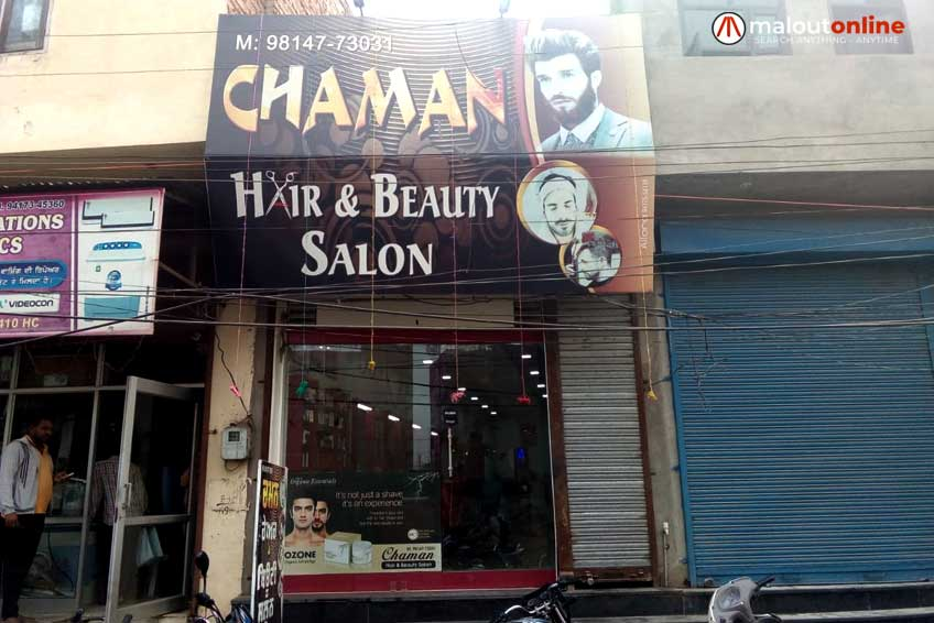 Chaman Hair & Beauty Saloon