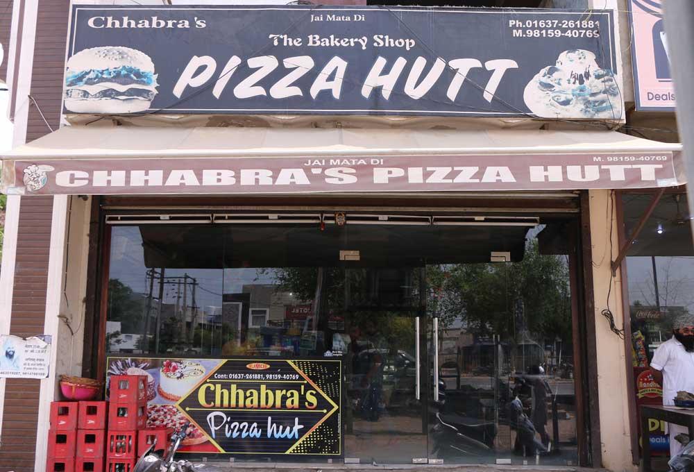 Chhabra Pizza Hut
