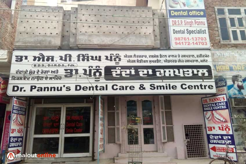 Dr. Pannu Dental Care & Smile Center