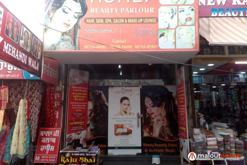 Honey Beauty Saloon & Institute (Regd.)
