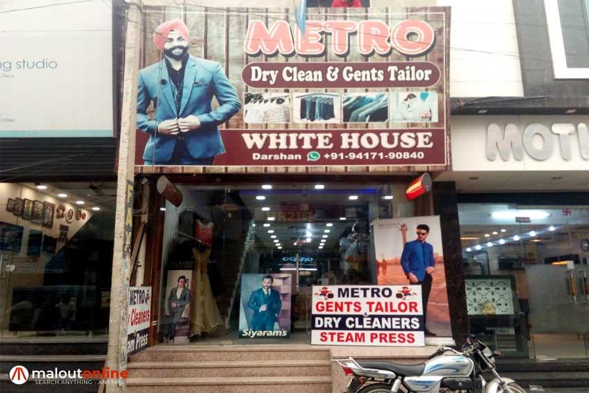 Metro Drycleaner & Gents Tailor