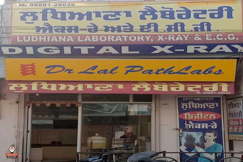Ludhiana Clinical Lab X-Ray & E.C.G