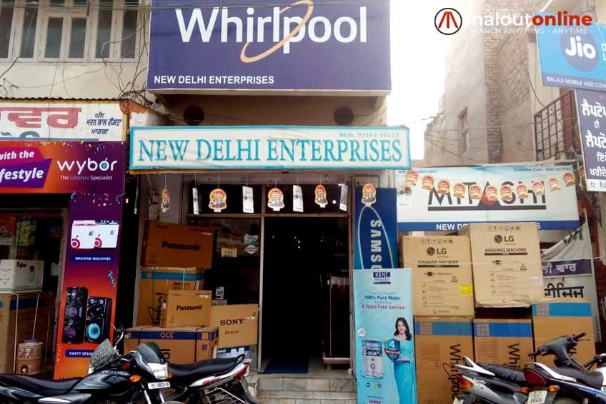New Delhi Enterprises
