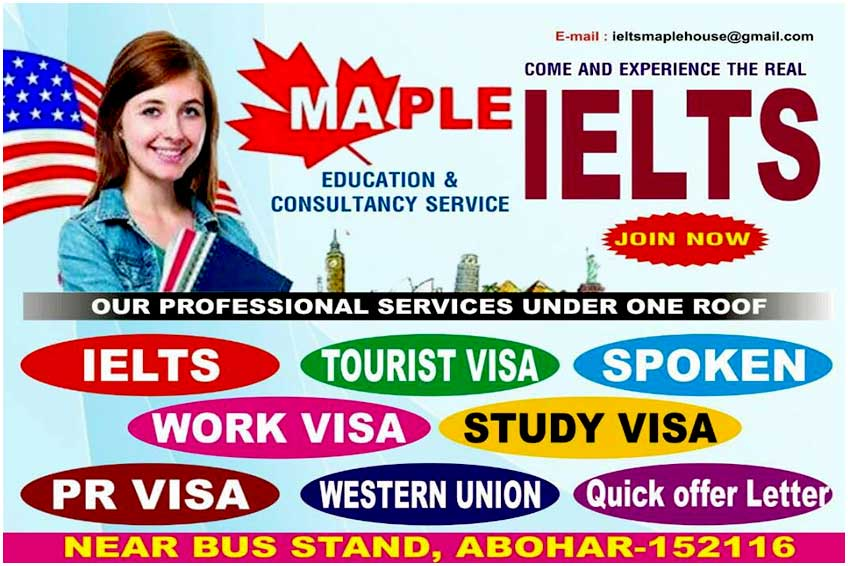Maple Education & Consultancy Services