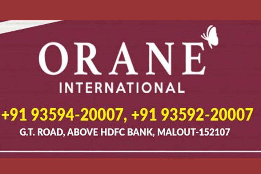 Orane International Malout